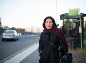Det är alldeles för tyst om Palestina i dag, skriver Jeannette Escanilla, riksdagskandidat V (bilden) och Torbjörn Björlund, riksdagskandidat.