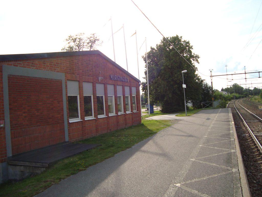 Morgongåva station